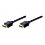 Digitus HDMI Highspeed Ethernet Type A M/M 2m