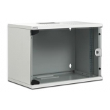 DIGITUS® SoHo Wall Mounting Cabinet 9U Compact Series - 520 x 400 mm