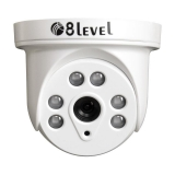 8level AHD camera 2MP AHD-I1080-363-3 BNC 3.6mm 1080p