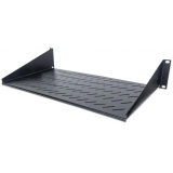 Intellinet Raft fix 19'' 2U adâncime 250 mm, negru