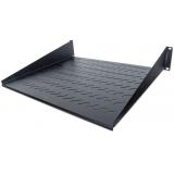 Intellinet Raft fix 19'' 2U adâncime 400 mm, negru