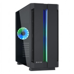 Chieftec ATX case Chieftronic Gamer GR-01B-OP G1, RGB, without PSU
