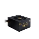 Chieftec ATX PSU Core series BBS-500S, 12cm fan, 500W, 80 PLUS® Gold, Active PFC