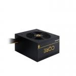 Chieftec ATX PSU Core series BBS-600S, 12cm fan, 600W, 80 PLUS� Gold, Active PFC