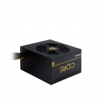 Chieftec ATX PSU Core series BBS-700S, 12cm fan, 700W, 80 PLUS� Gold, Active PFC