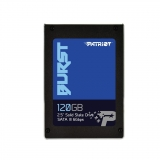 "SSD Patriot Burst 120GB SATA3 2.5"" 7mm PBU120GS25SSDR"
