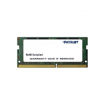 Patriot Signature DDR4 4GB 2400MHz CL17 SODIMM