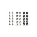Gembird 19'' mounting screws set (10 pcs)