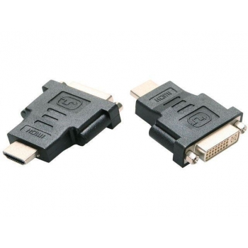 Gembird redukce HDMI(M) - DVI-D(F)(24+1) Single link, black