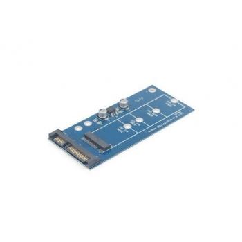 Gembird adapter card M.2 (NGFF) to mini sata (1.8