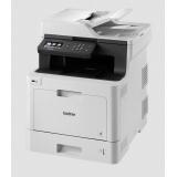 Brother DCP-8410CDW Multifunctional laser color A4 cu fax,ADF,duplex,retea,wrles
