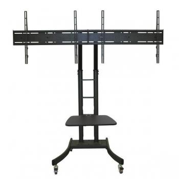 NewStar Mobile Flatscreen Floor Stand - (height: 115-185 cm)