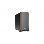 be quiet! Silent Base 601, orange, ATX, micro-ATX, mini-ITX case