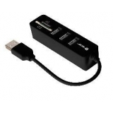 Tracer cititor de card de memorie All-In-One + HUB USB 2.0  CH4