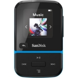 Sandisk CLIP SPORT GO MP3 Player 32GB, Blue