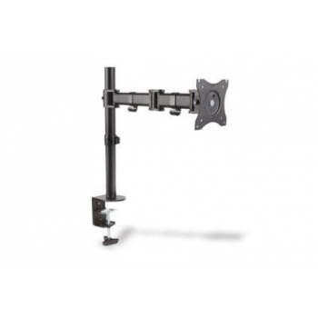 Monitor Stand, 1xLCD, max. 27'', max. load 8kg,  adjustable and rotated 360°