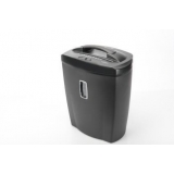 EDNET Shredder X-10CD, 10 Sheets, CD/DVD/Bank Card, Cross-Cut, DIN P-4, Bin: 21L