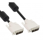AASSMANN DVI-D SingleLink Connection Cable DVI-D (18+1)M/DVI-D (18+1) M1,8m blac