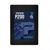 Patriot SSD 2TB P200 2.5'' SATA III 6Gb/s, R/W 530/460 MB/s