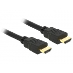 Delock Cable High Speed HDMI with Ethernet -HDMI A male > HDMI A male 4K 1.8 m