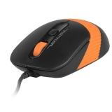 Mouse A4TECH FSTYLER FM10 Orange