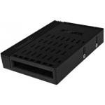 Convertor Icy Box 3,5' pentru HDD 2,5'' SATA, negru