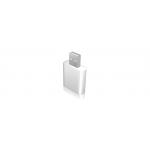 IcyBox USB pentru microfon și căști adaptor