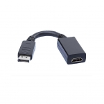 ART Adapter DISPLAY PORT male /HDMI female 15cm ART oem