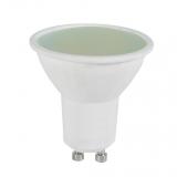 ART LED Bulb, GU10, ceramic, 6.5W, AC230V, 520lm, 50*58mm, WW blist.