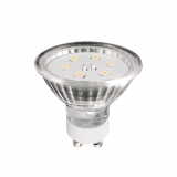 ART LED Bulb, GU10, 1.2W, AC230V, 100lm, WW, blister