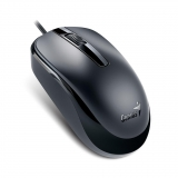Mouse Genius DX-120 Optic 3 Butoane 1000dpi USB Black 31010105106