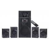 Genius Speakers SW-HF5.1 4500 II, black