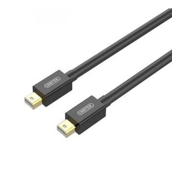 Unitek Cablu miniDisplayPort - miniDisplayPort M/M, 2m; Y-C613BK