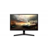 LG Monitor LCD 24MP59G-P 24'' IPS, FHD, 5ms, DP, D-Sub, HDMI, black