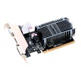 Placa Video Inno3D nVidia GeForce GT 710 2GB GDDR3 64bit PCI-E x16 2.0 VGA DVI HDMI N710-1SDV-E3BX