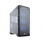 PC case Corsair Crystal Series 570X RGB ATX Premium Mid-Tower, Tempered Glass