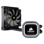 Corsair liquid cooling Hydro Series H60, 120mm PWM fan, 28.3 dB(A)