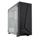 PC case Corsair Carbide Series SPEC-05 Windowed ATX Mid-Tower, Black