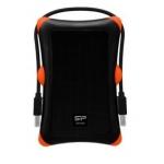 External HDD Silicon Power Armor A30 2.5'' 1TB USB 3.0, Anti-shock, Black