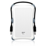 External HDD Silicon Power Armor A30 2.5'' 1TB USB 3.0, Anti-shock, White