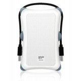 External HDD Silicon Power Armor A30 2.5'' 1TB USB 3.0, Anti-shock, White