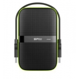 External HDD Silicon Power Armor A60 2.5'' 1TB USB 3.0, IPX4, Black