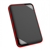 External HDD Silicon Power Armor A62 2.5'' 1TB USB 3.1, waterproof, IPX4, Black