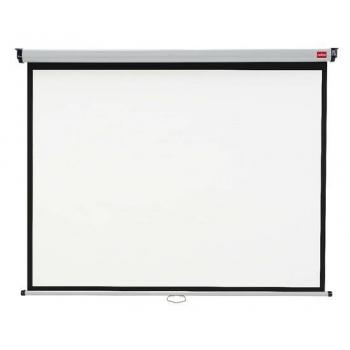 NOBO Ecran manual de perete (175x132,5 cm)