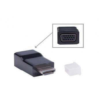 Natec adaptor HDMI-A(M) -> VGA (F), Natec Extreme Media (Blister)
