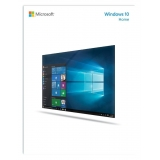 Microsoft Windows 10 Home 32/64 bit English Retail KW9-00478