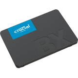 Crucial SSD BX500 480GB, 3D NAND, SATA III 6 Gb/s, 2.5-inch