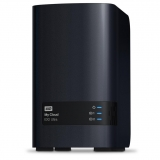 NAS WD My Cloud EX2 Ultra, RAID, 8TB, 10/100/1000 Mb/s, negru