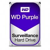 HDD Western Digital Purple 4TB 64MB IntelliPower rpm SATA3 WD40PURZ