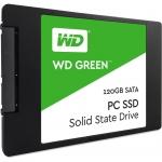 "SSD Western Digital New Green 120GB SATA3 2.5"" WDS120G1G0A"